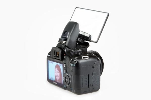 Enkelt og smart måte å spre blitslys på.Foto: Photojojo
