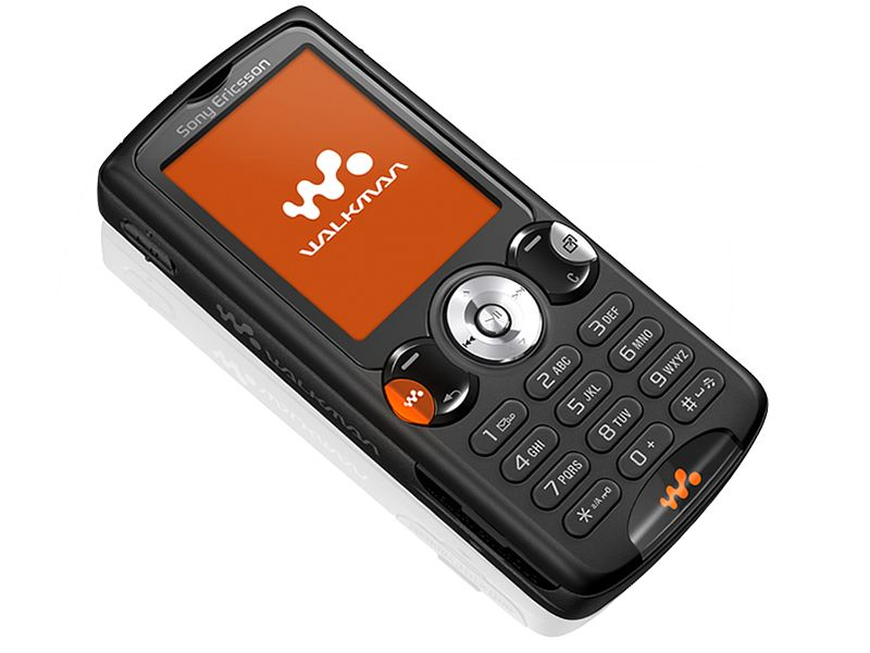 SE W810. Liten og stilsikker publikumsyndling fra Sony Ericsson.