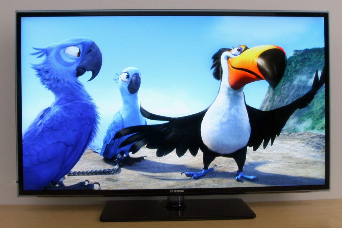 Samsung UE46D6505, en av de mindre variantene av Samsungs 2011-TV-er, mister også støtten.