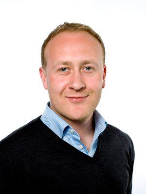 Kommunikasjonsdirektør i Netcom, Øyvind Vederhus.