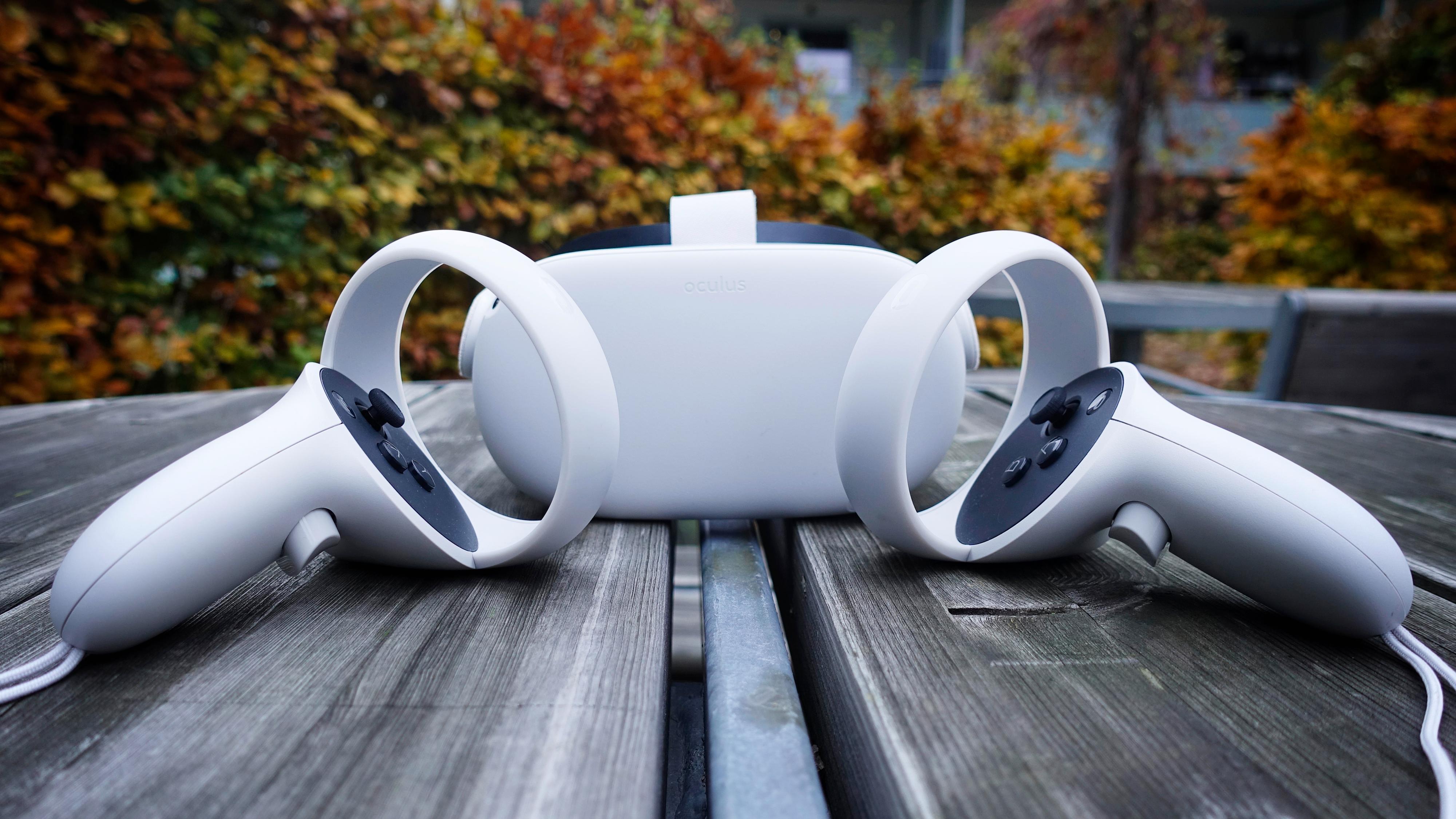 VR har aldri vært så enkelt og så bra som med Oculus Quest 2