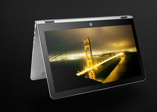HPs konvertérbare PC Envy x360 blir den første maskinen med de nye brikkene.