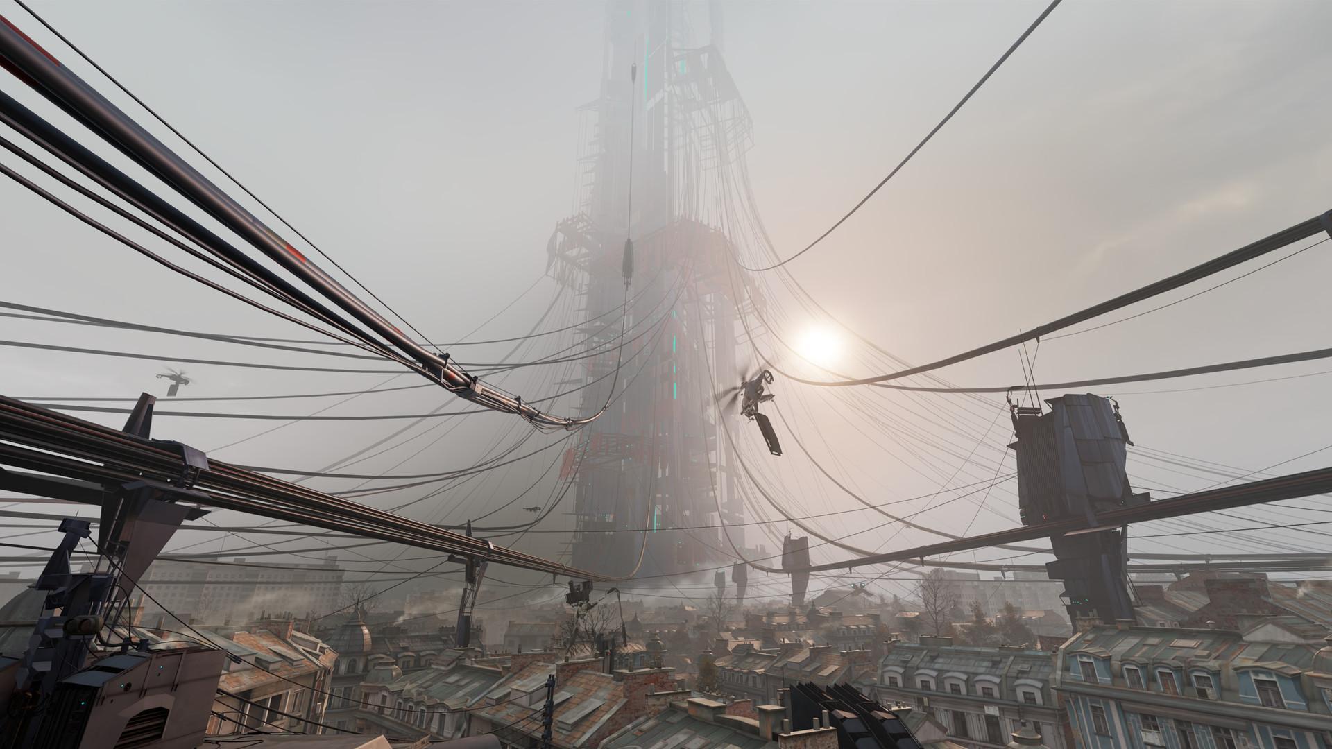 Spillet er bygget på Source 2, som bringer oss betydelig videre fra den forholdsvis gamle grafikken i de forrige spillene.