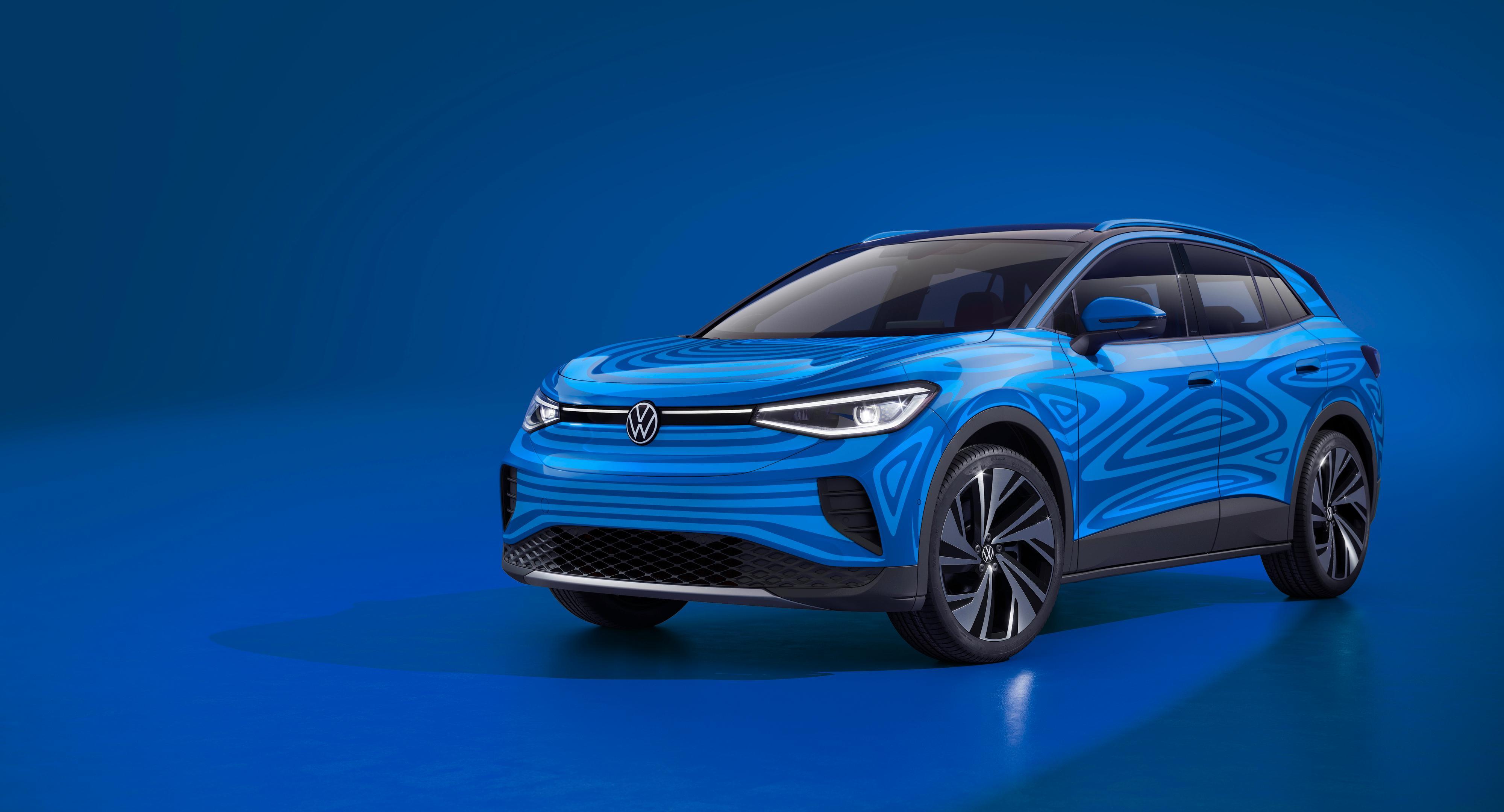 Volkswagen bekrefter at den neste elbilen blir hetende ID.4