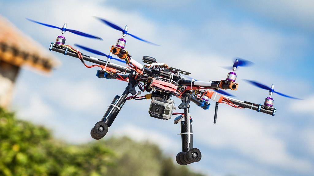 GoPro vil lage sine egne droner