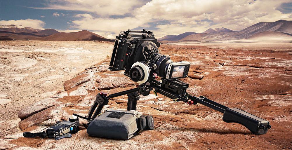 Black Magic Pocket Cinema Camera har et relativt stort bruksområde.Foto: Blackmagicdesign.com