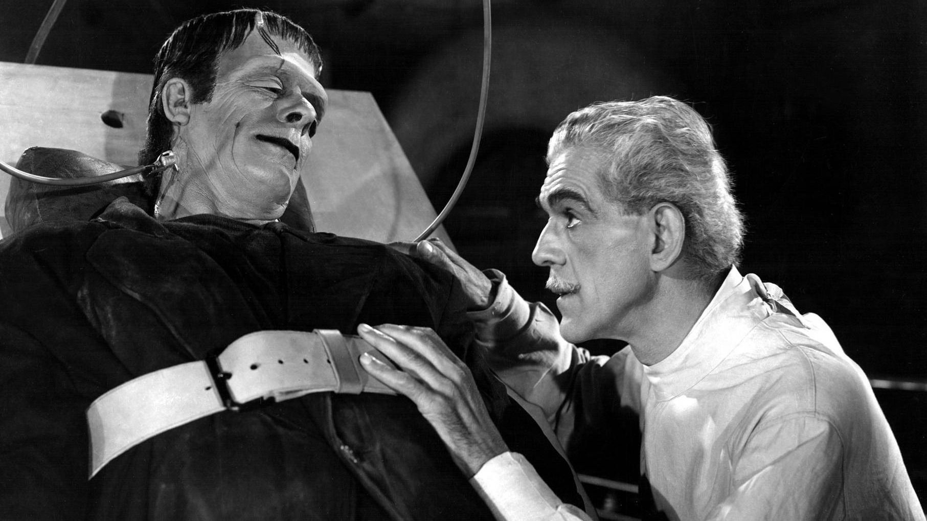 Frankenstein, anyone? Foto: Universal Pictures