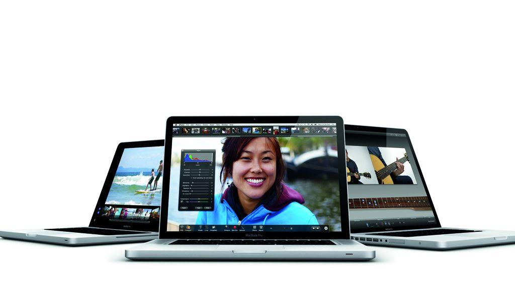 Apple oppgraderer Macbook Pro