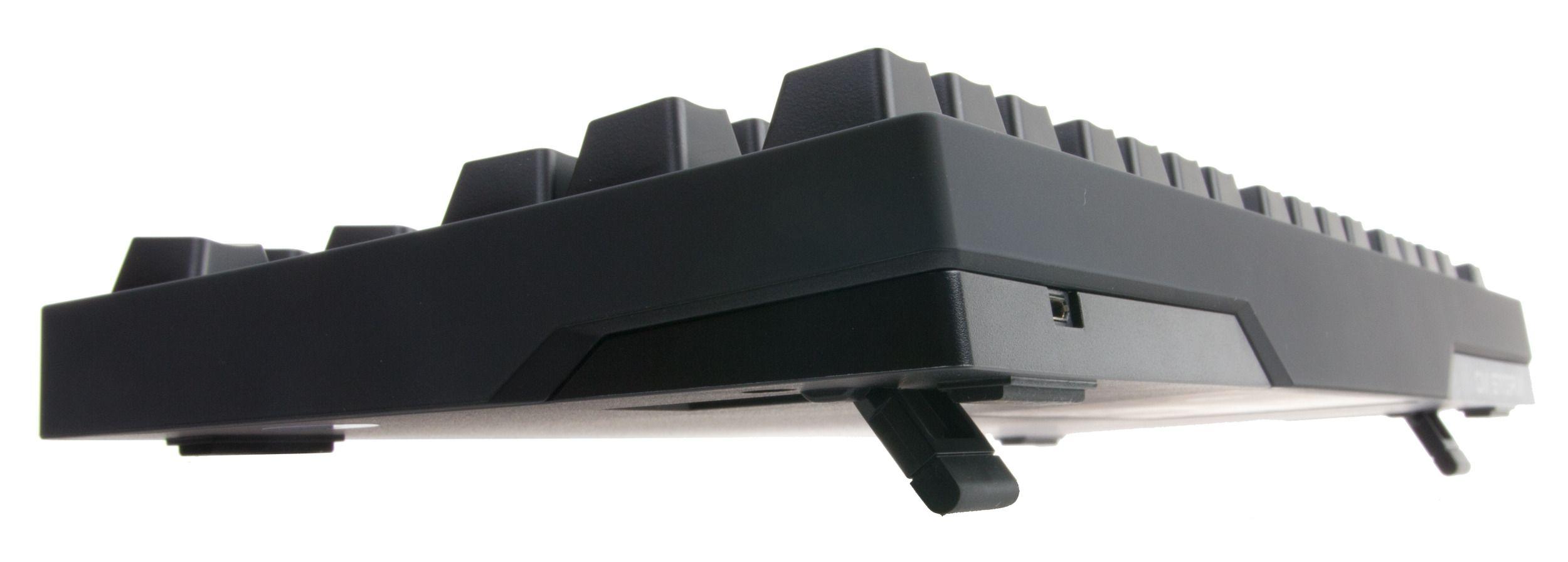 Tastaturet kan bli veldig høyt.Foto: Rolf B. Wegner, Hardware.no