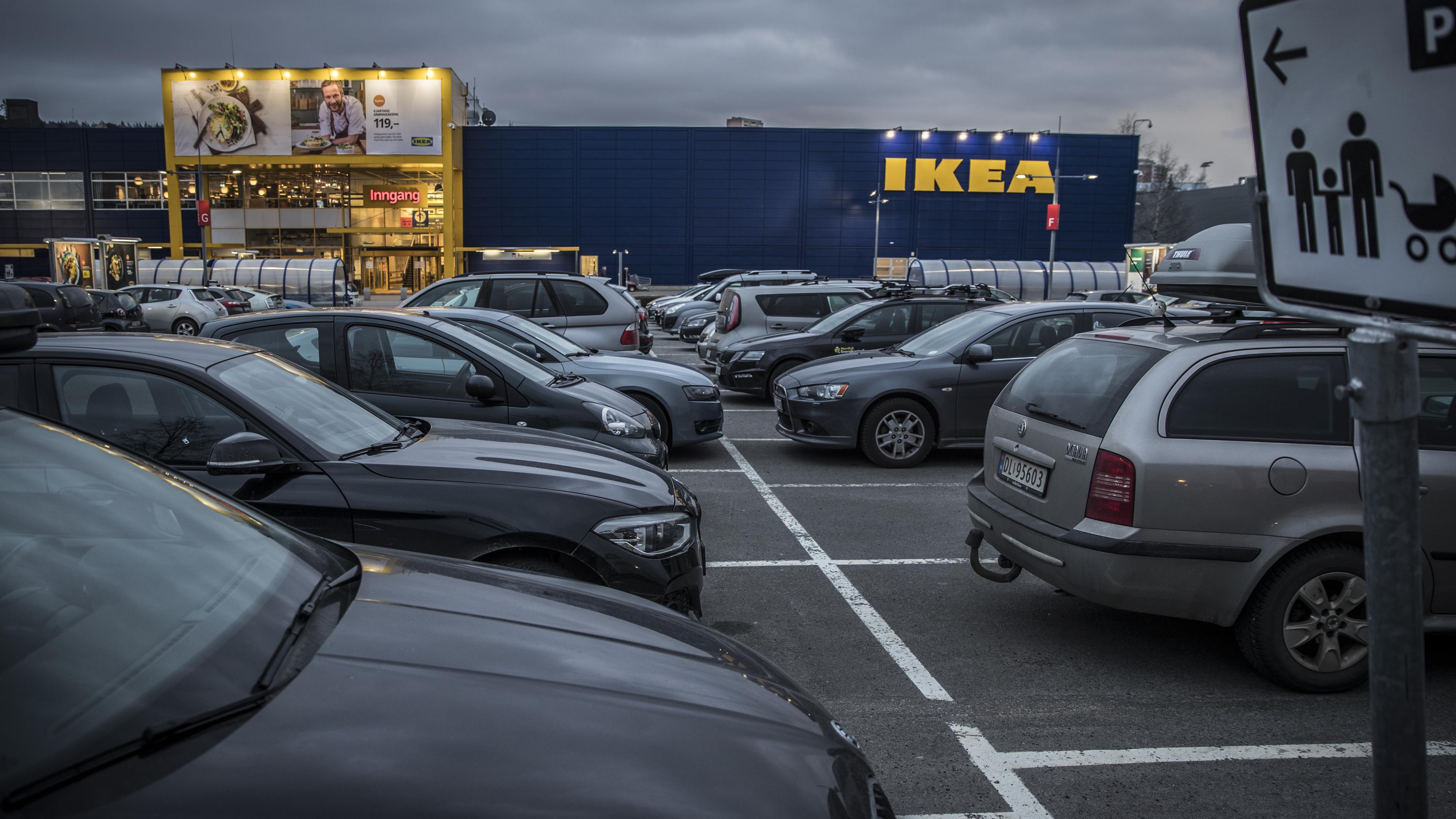 Ikea halverer klikk og hent-prisen