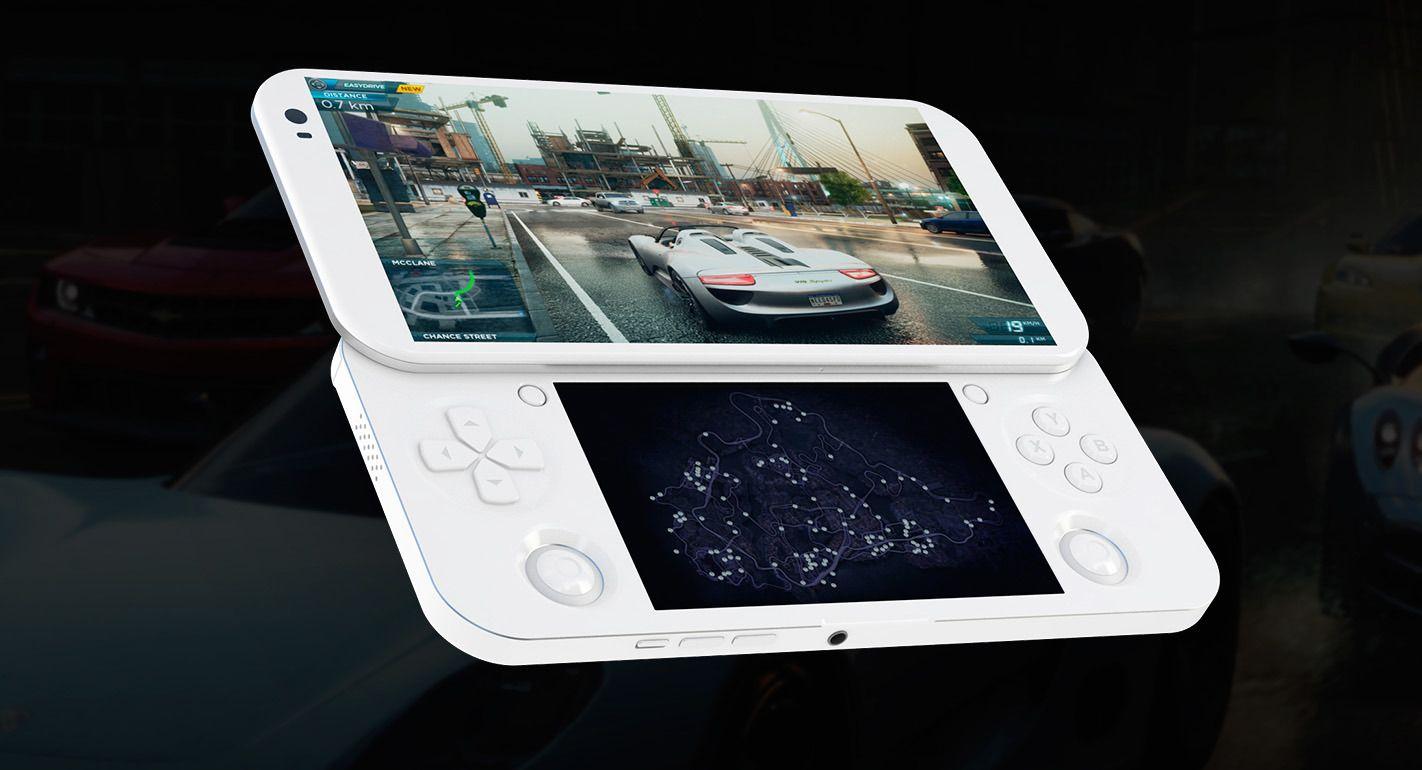 Denne mobiltelefonen skal kunne spille PC-spill som Dark Souls II og Mirror's Edge direkte