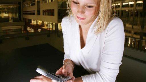 SMS-boom på nyttårsaften