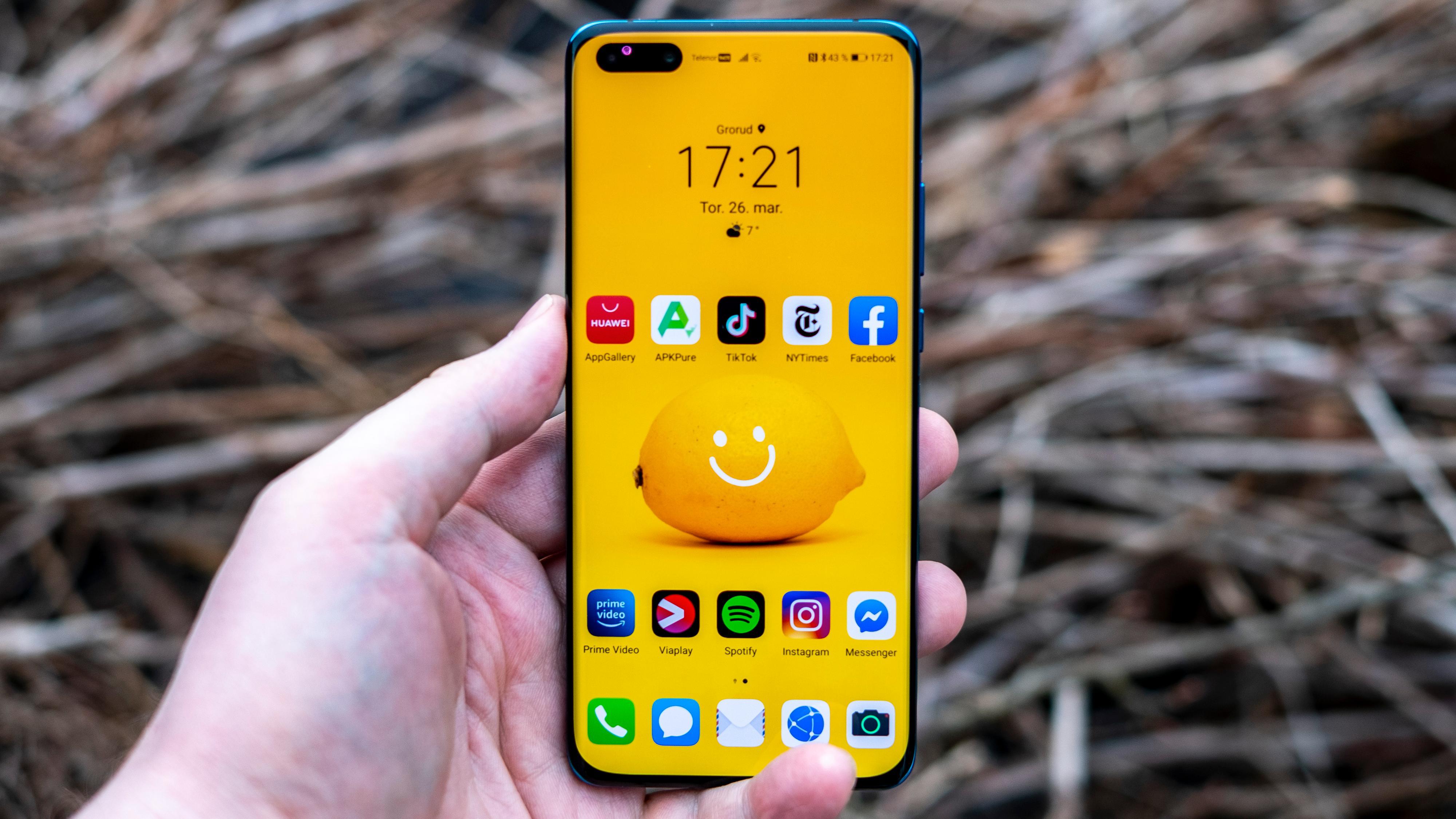 Den beste mobilen på markedet, bortsett fra én enorm mangel