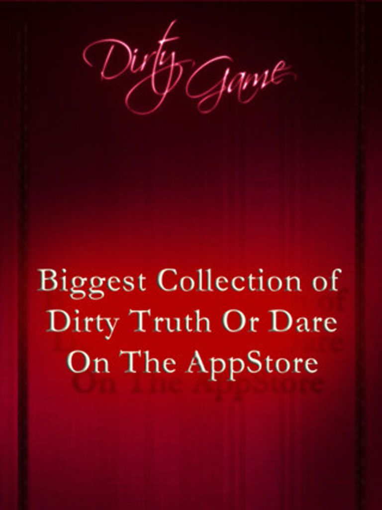 NY LEK: «Truth or Dear - The Dirty Edition» kan bli en ny slager på vorspiel eller sammen med kjæresten. Kanskje ikke like populært på hyttetur med familien.Foto: iTunes