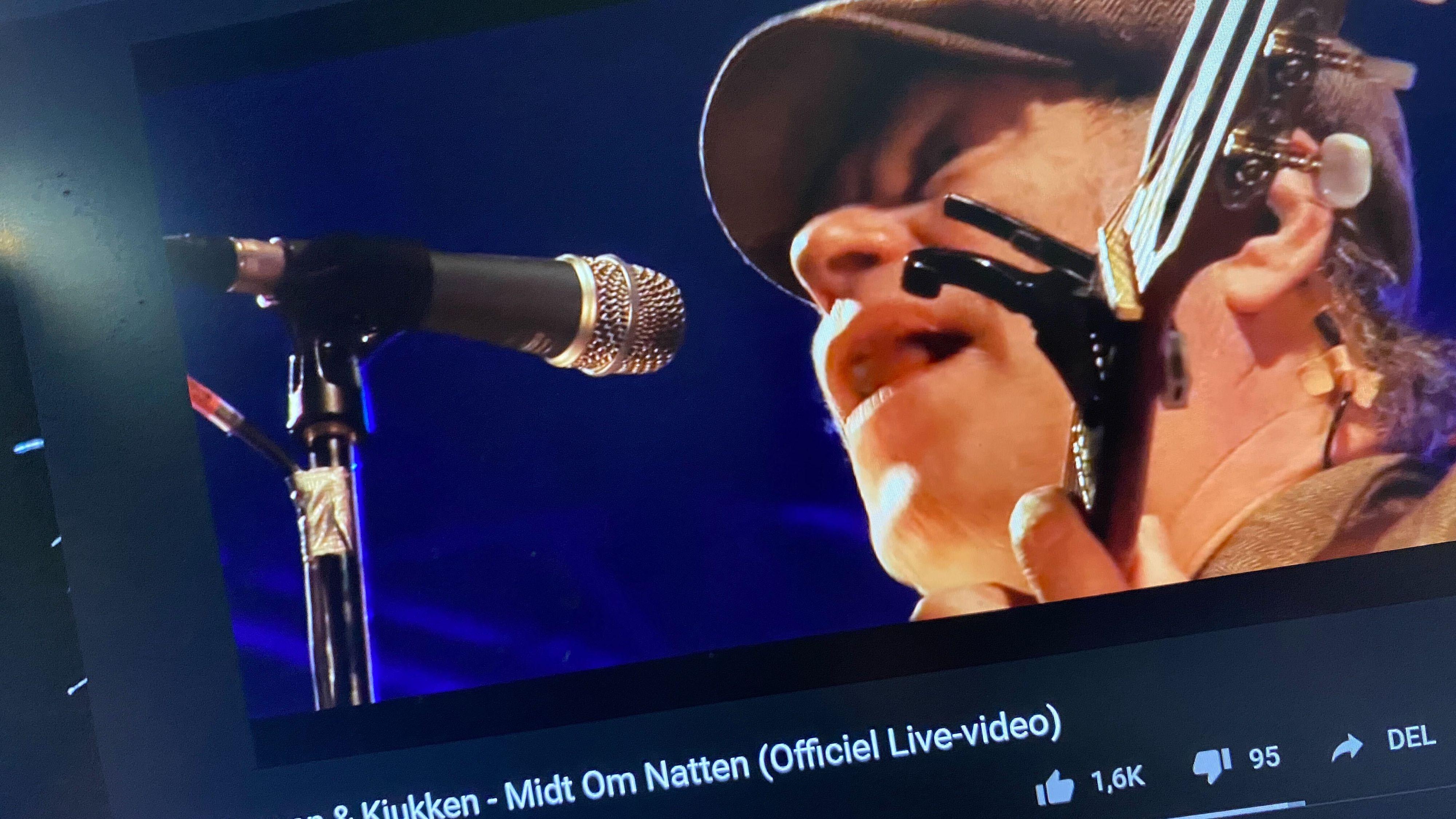 All dansk musikk blir borte fra Youtube