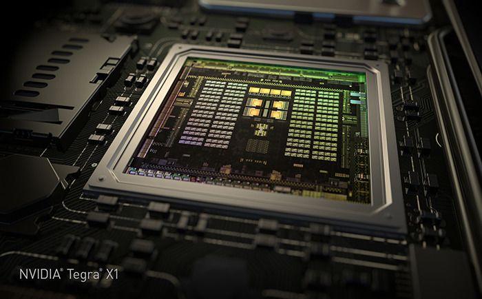 Tegra X1 vil bli en viktig drivkraft bak den kommende, superavanserte bilteknologien, ifølge Nvidia. Foto: Nividia