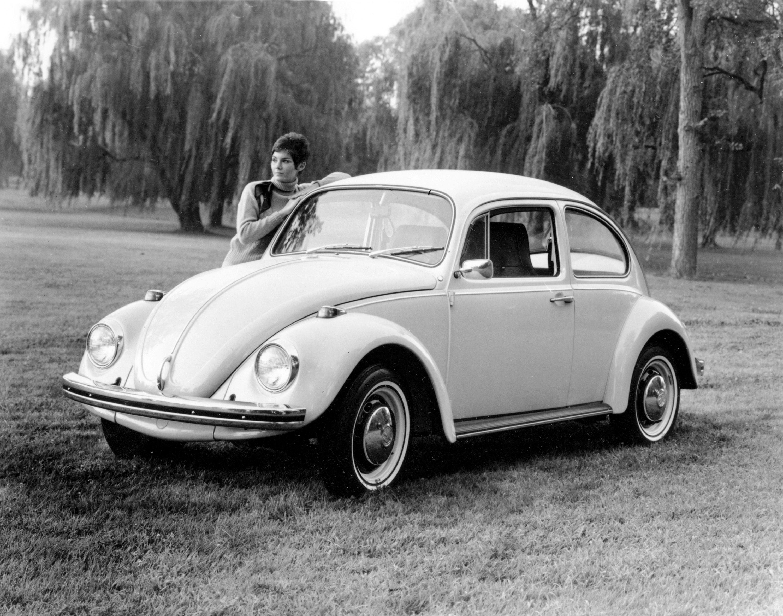 Har rekorden: Volkswagen Beetle anno 1969.