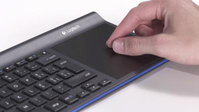 Logitech FabricSkin Keyboard Folio Test Tek.no