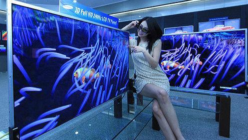 Starter masseproduksjon av 3D-TV