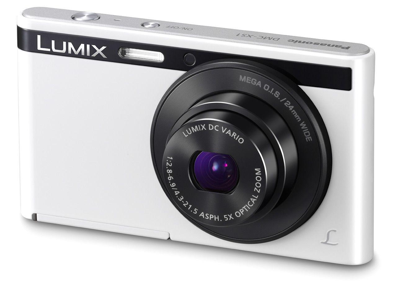Panasonic Lumix DMC-XS1.Foto: Panasonic
