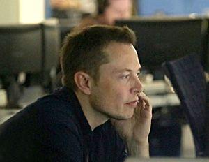 Elon Musk.Foto: SpaceX