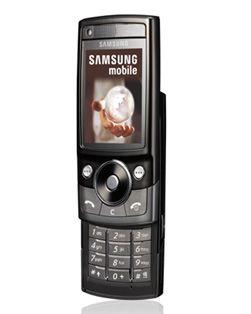 Slik ser G600 ut åpen. (Foto: Samsung)