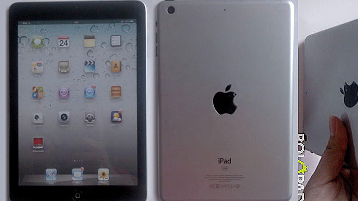 iPad Mini kan komme 23. oktober