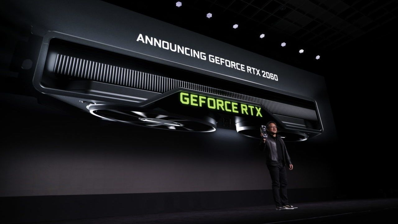 Nvidia har dratt duken av GeForce RTX 2060