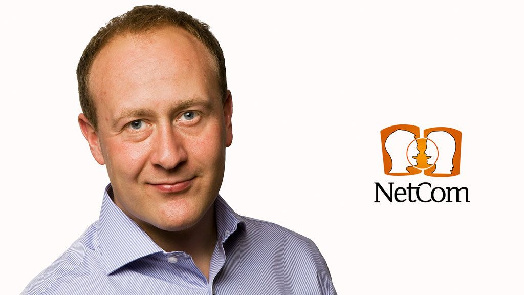Nettmøte med NetCom torsdag