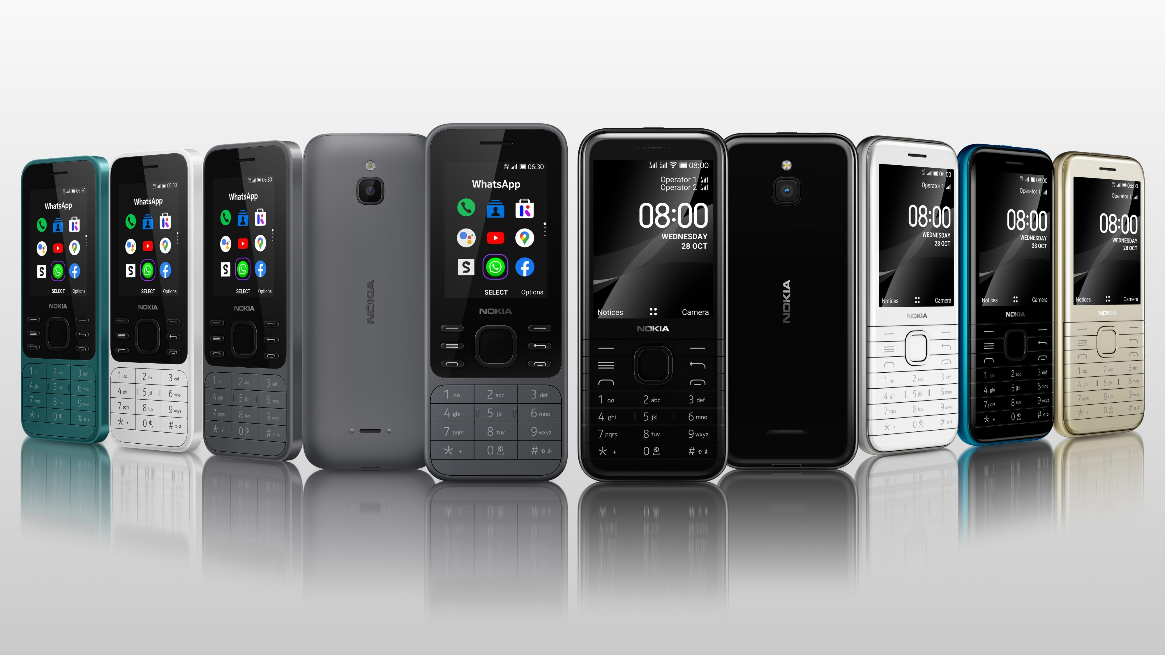 To nye retromobiler fra Nokia