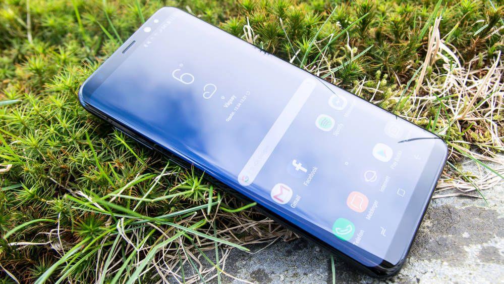 Galaxy S7 og Galaxy Note 7 hadde mye til felles. Sannsynligheten er stor for at Note 8 ikke vel legge seg så altfor langt unna dagens Galaxy S8 som du ser på bildet.