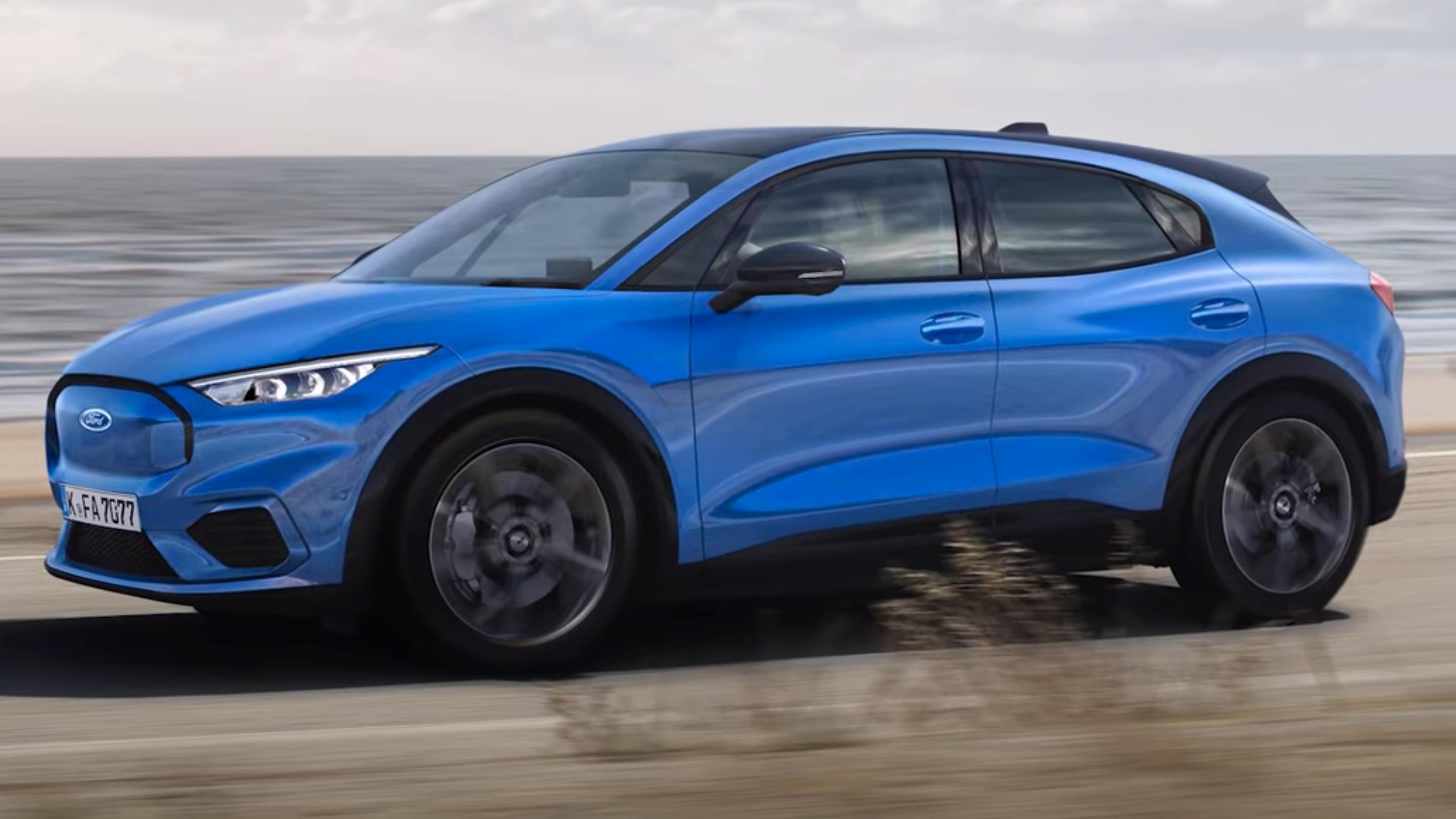 Dette kan være Fords neste elbil