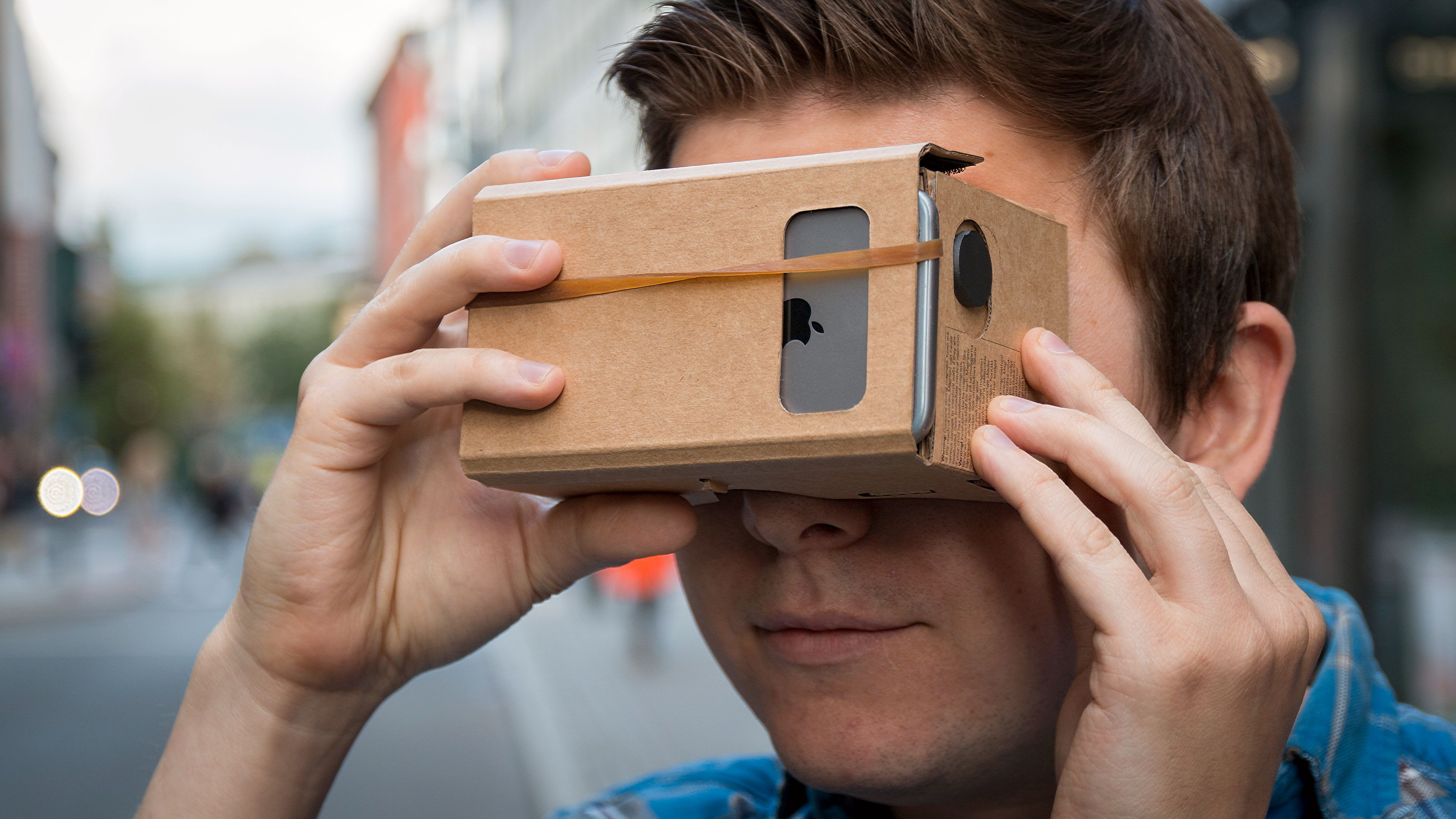 Clas Ohlson: VR-brille for smartphone