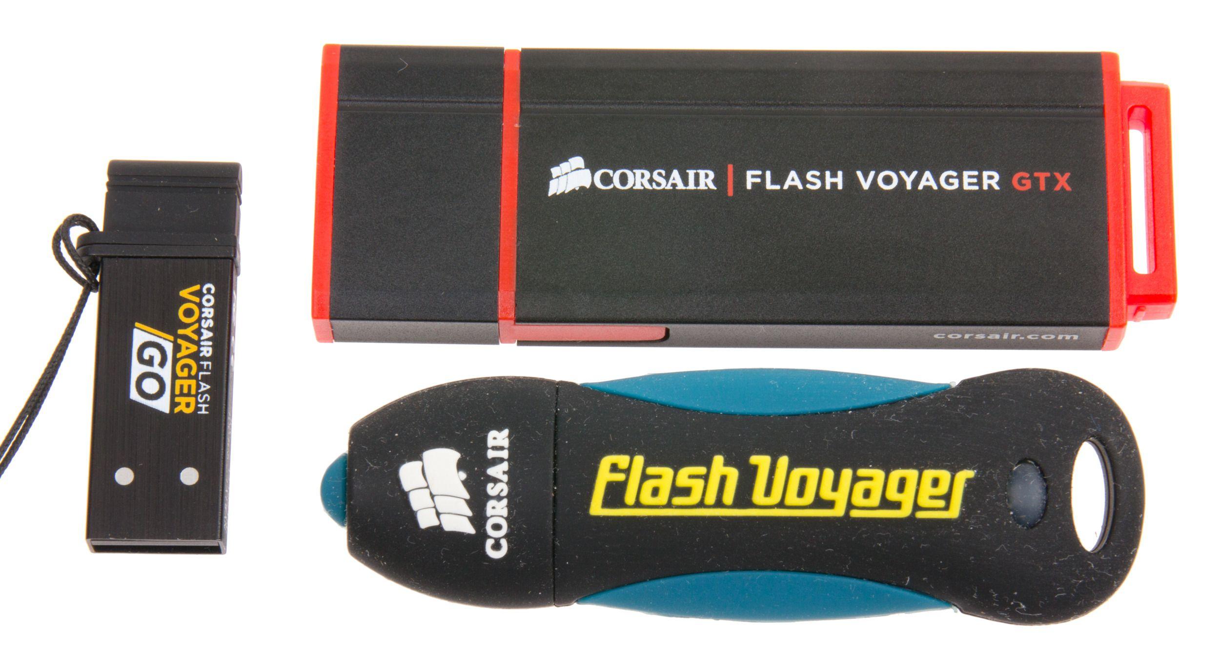 Det er en viss størrelse på Voyager GTX, her med vanlige Voyager og Voyager Go.Foto: Rolf B. Wegner, Hardware.no