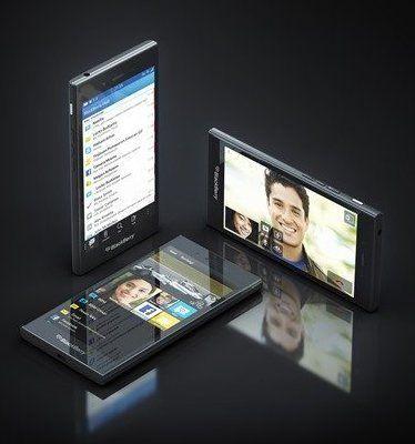 BlackBerry Z3.Foto: Blackberry