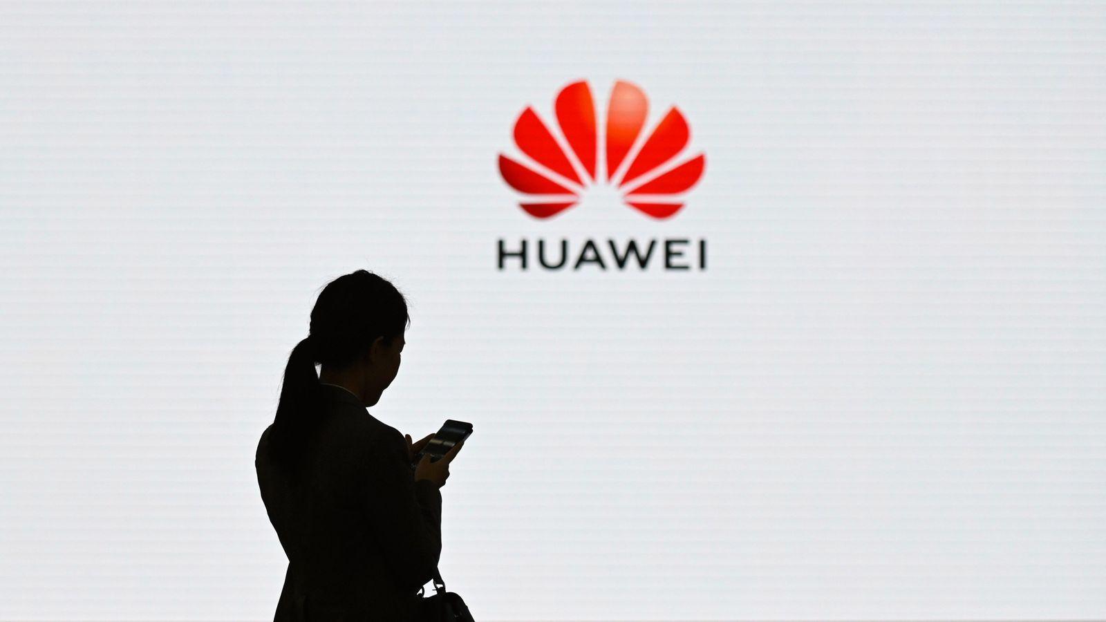 Britene vil ta opp konkurransen med Huawei