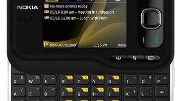 Nokia lanserer 6760 slide