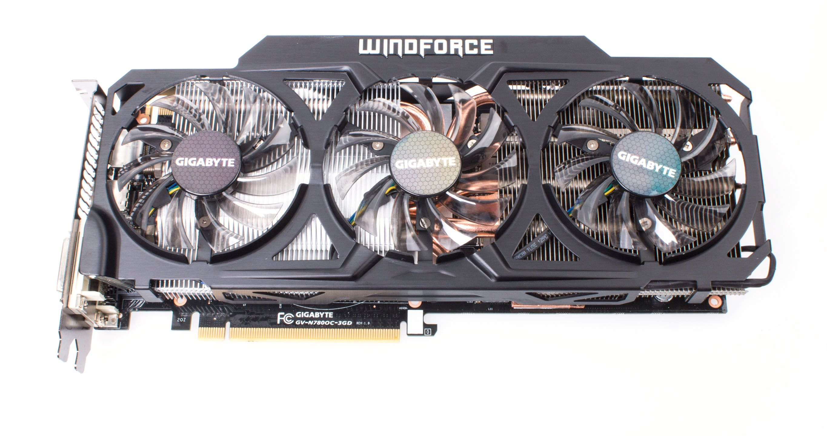 Gigabyte GeForce GTX 780 Windforce 3X