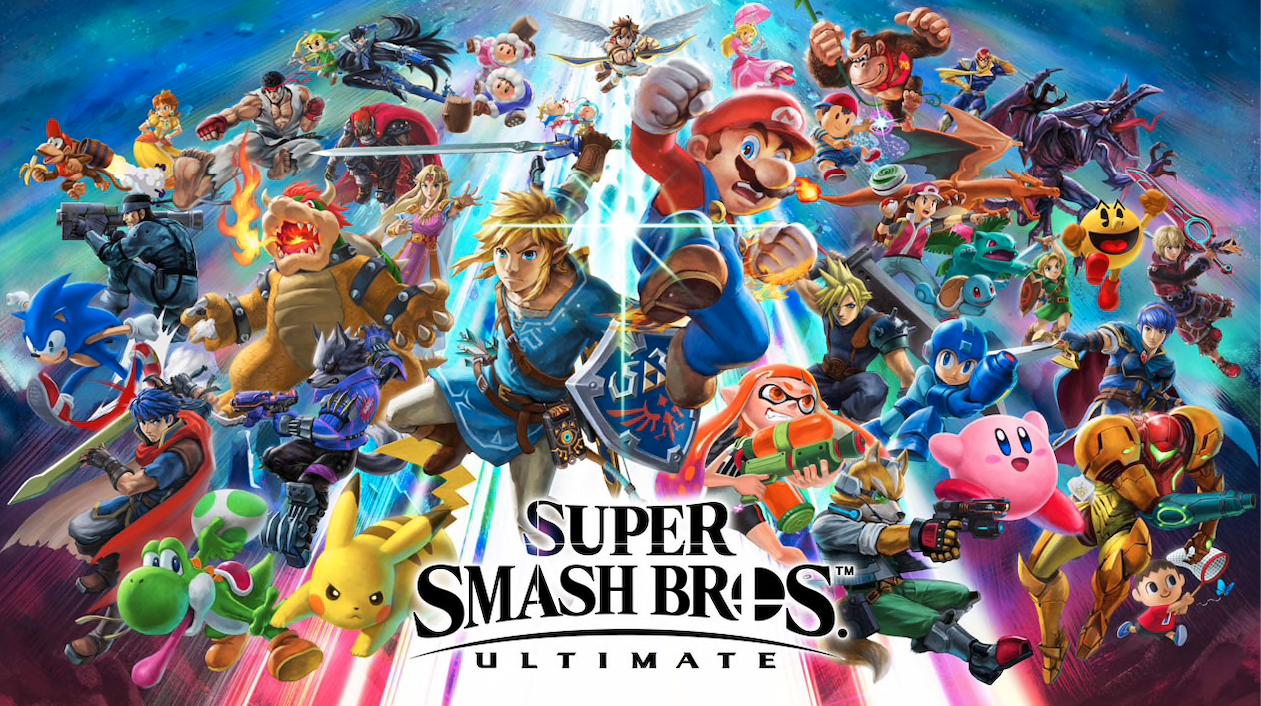 Dette er bare noen av figurene du kan ta kontroll over i Smash Ultimate.