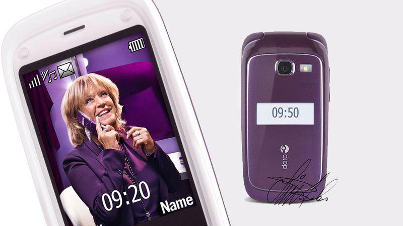 Er Doro telefoner så enkle som de lover? Test Tek.no