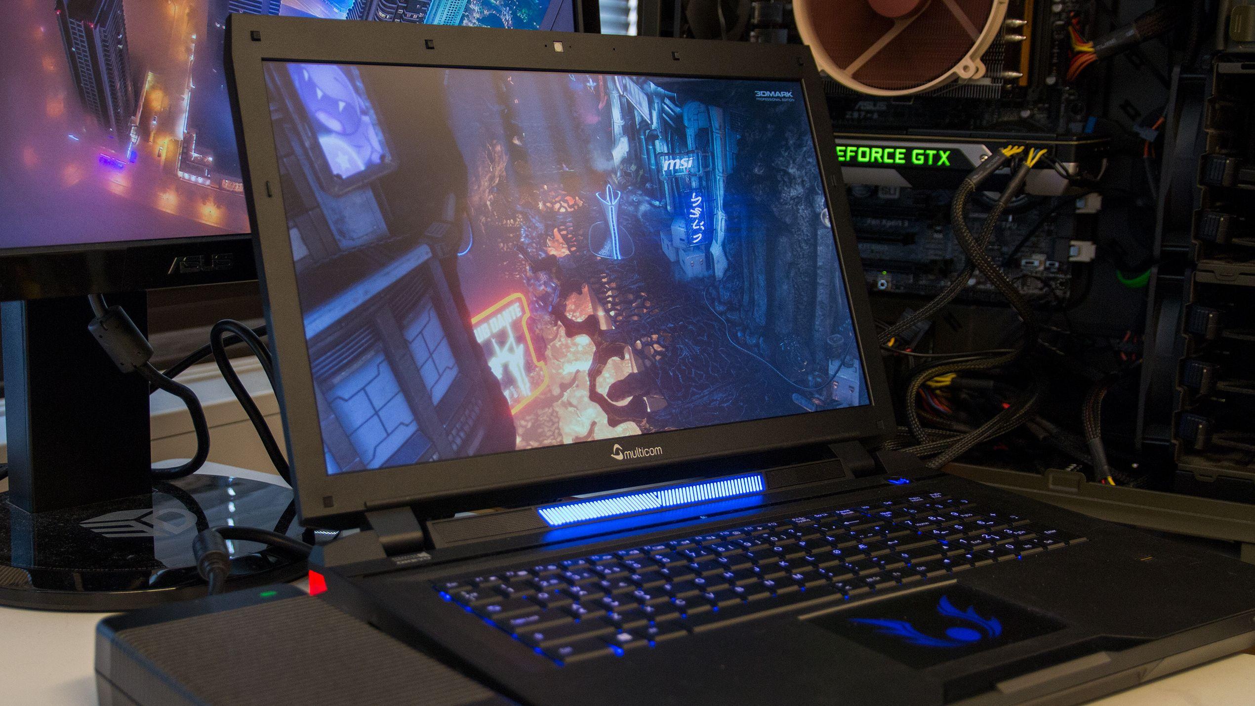 GeForce GTX 980M SLI