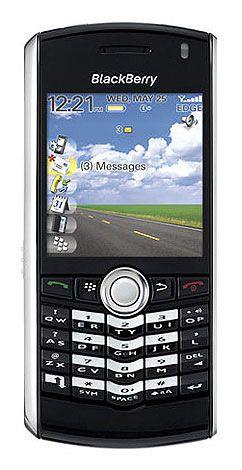 Blackberry Pearl. (Foto: RIM)