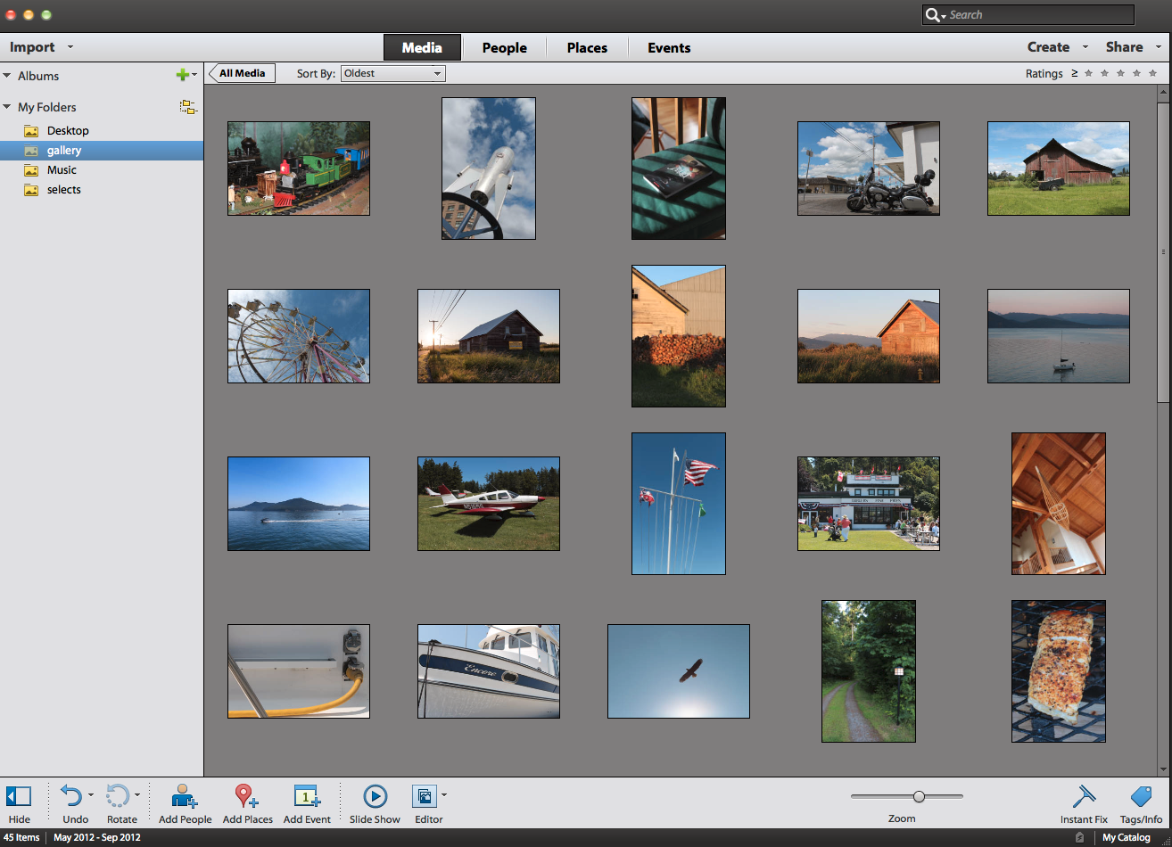 Photoshop Elements 11.Foto: Adobe