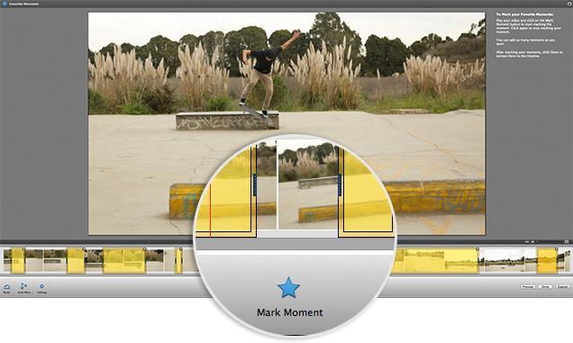 Favorite Moments skal gjøre videoredigering raskere.Foto: Adobe