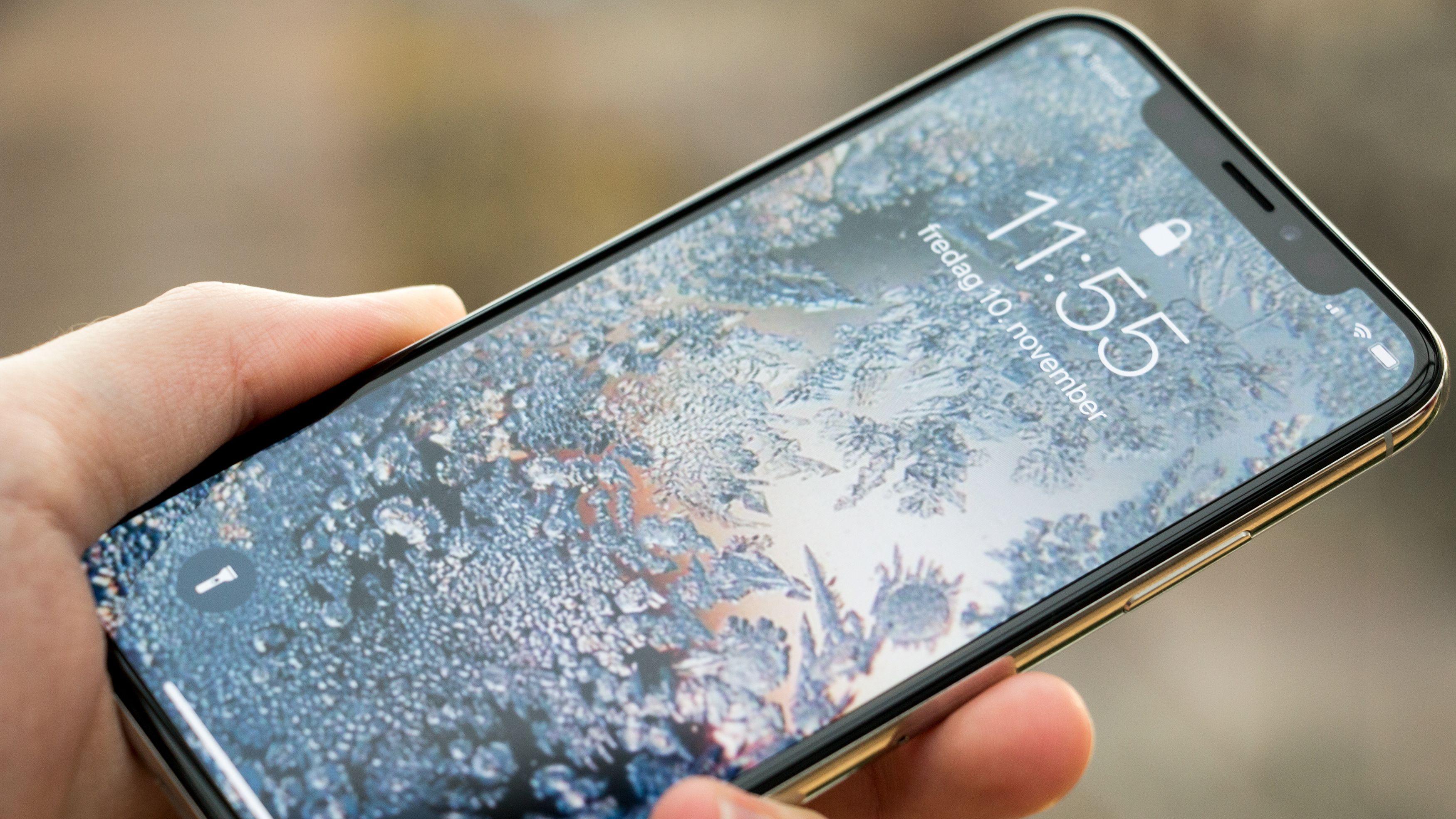 iPhone X Plus avslørt i kildekode