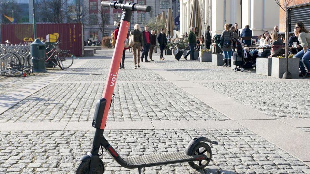 Blinde påkjørt av sparkesykler i Oslo, forbundet krever tiltak