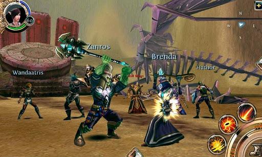 Elsker du World of Warcraft, vil du like Order & Chaos Online.