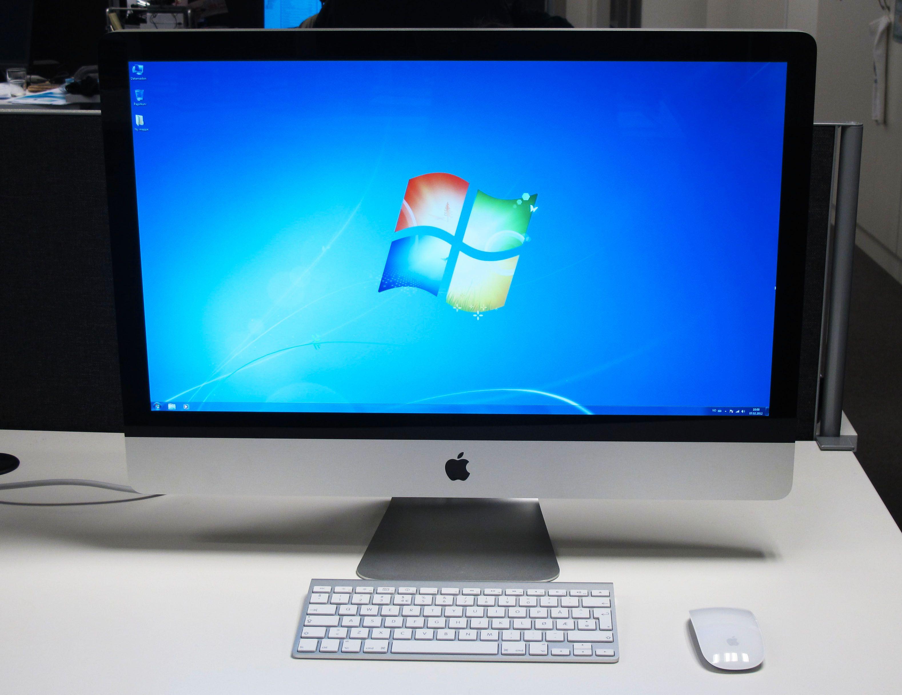 Mac med Windows. Helligbrøde, eller det beste fra to verdener?