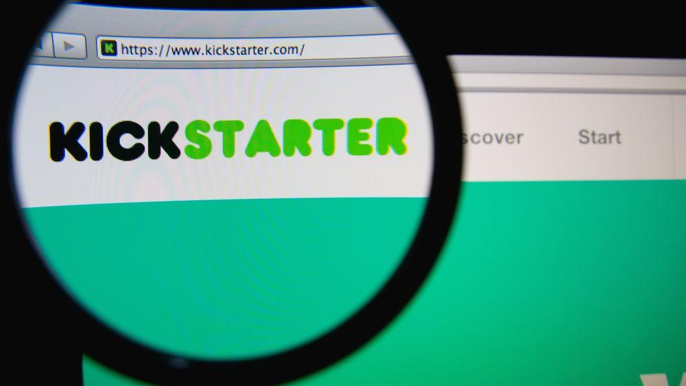 Hvordan fungerer Kickstarter?