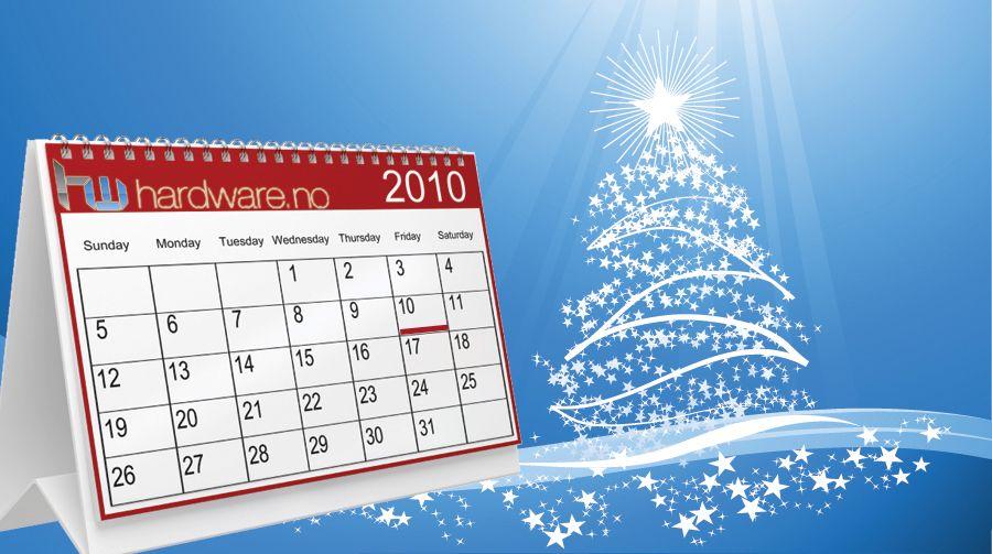 Julekalender 2010 - luke 10